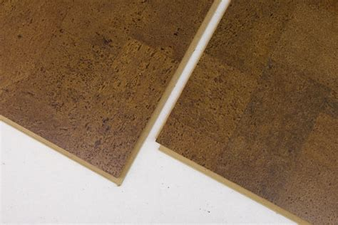 brown leather cork floor gallery