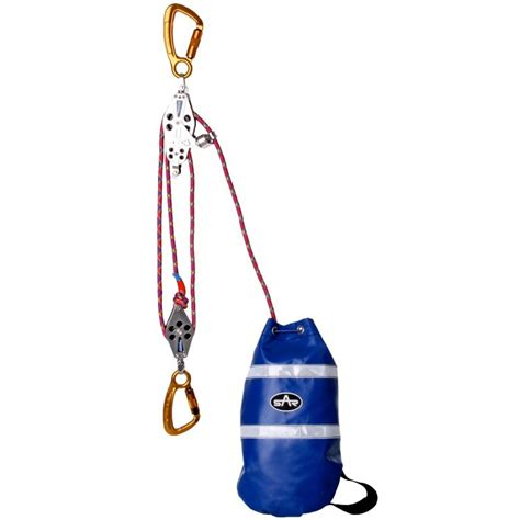 rescue pulley system sar products