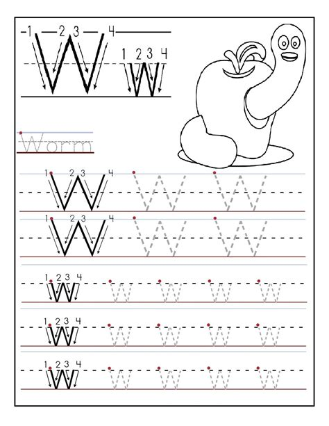 preschool alphabet activities print out preschool worksheets worms print best free