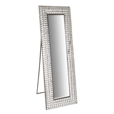 crystal ls for bedroom crystal bling cheval floor mirror floor mirror