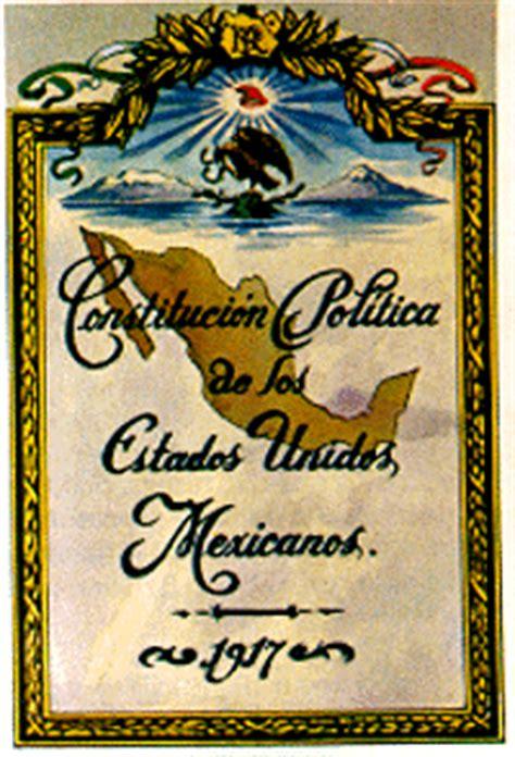1917 constituci n pol tica de los estados unidos mexicanos constitucion