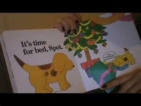 libro spots first christmas blaise spot s first christmas youtube