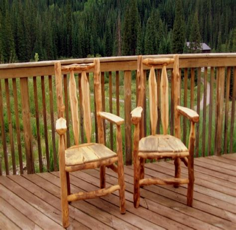 outdoor log furniture sles of outdoor aspen log furniture at rustic style furniture