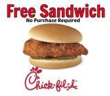 Https Www Chick Fil A Com Gift Card - free stuff free sles freebies gofreebies com