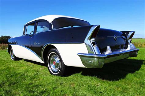 buick special dynaflow coupe v8 1956 ccc