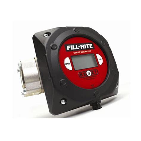 Flow Meter Fill Rite 1 5 Inch 4 Digit fill rite 900cd 1 quot npt digital meter 6 40 gpm henrich