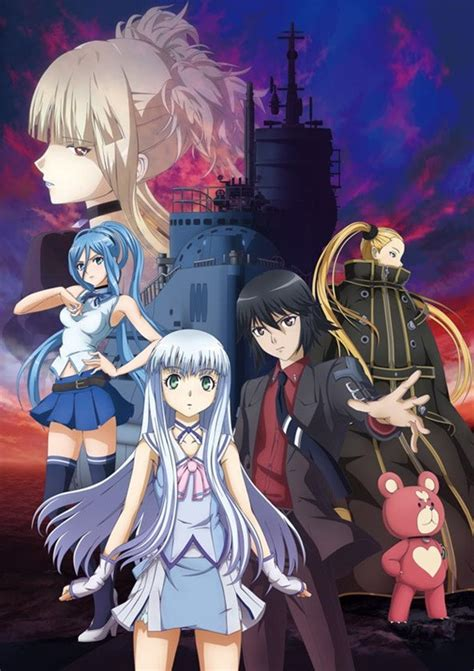 film drama anime crunchyroll five new characters for 1st quot arpeggio of