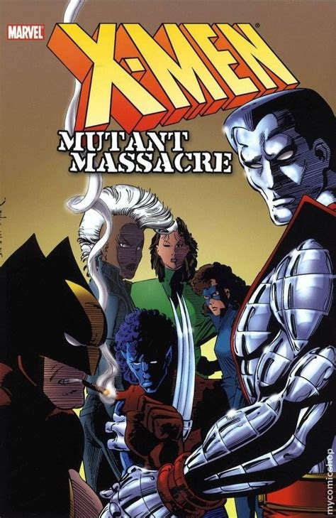 libro x men mutant massacre mutant massacre x mutants