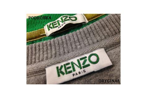 Kaos Kenzo how to recognize an authentic kenzo sweatshirt how to