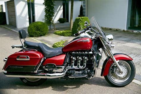 Boss Hoss Motorrad Teile by Triumph Rocket Iii Touring Ende Einer Legende Magazin