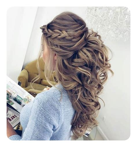 half up half down hairstyles for 50 year old 82 graduation hairstyles that you can rock this year