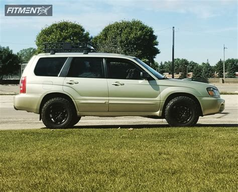 lifted subaru 2004 subaru forester method mr502 subaru lifted