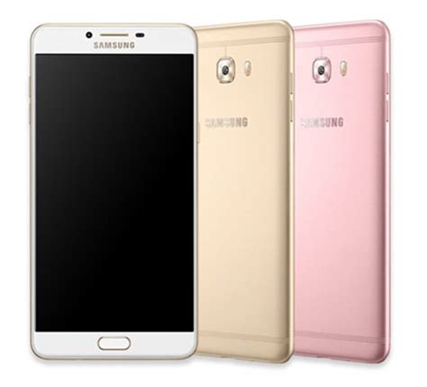 samsung launches galaxy c9 pro smartphone with 6gb of ram in china liliputing