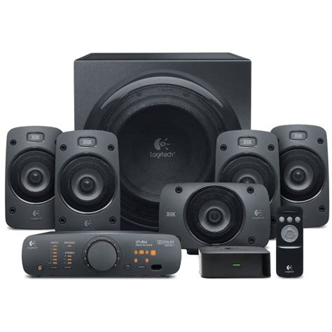 logitech  speakers zalem simuladores