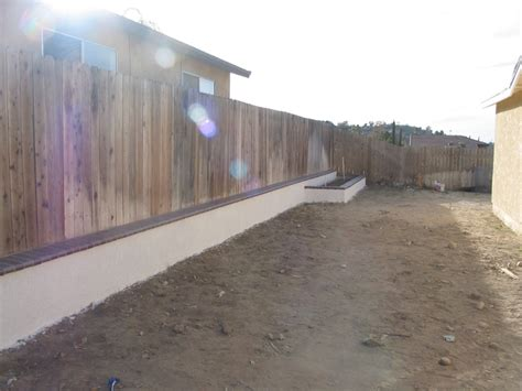 Retaining Wall Glue Cement Retaining Wall Redlands Home Services