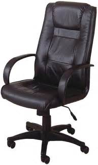 Chairs gt gt office chairs casual contemporary leather executive chair