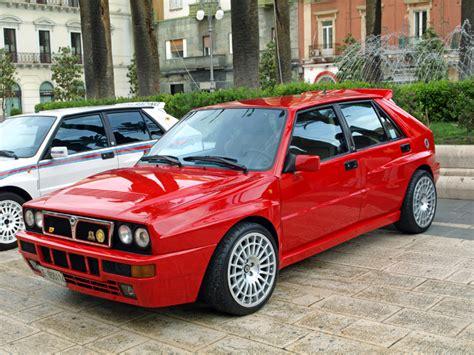 Lancia Evo My Favourite Car The Lancia Delta Integrale Evo Who