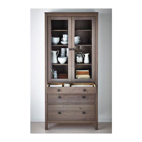 ikea solid wood cabinets hemnes glass door cabinet with 3 drawers ikea solid wood