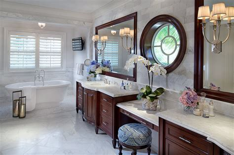 bathroom british private residence in british colonial style traditional