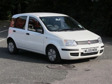 used fiat panda 2009 petrol white with for sale autopazar