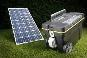 solar powered home generator solar generator emergency power when you need it