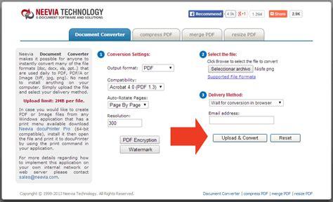 convertir imagenes a pdf programa c 243 mo convertir im 225 genes y documentos a pdf sin instalar