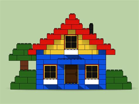 how to make a lego house lego dog house house plan 2017