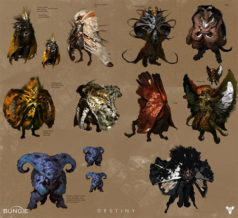 video monster monster concepts video games artwork