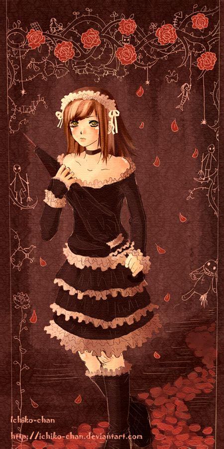 Ichiko Dress All rule of by ichiko chan on deviantart