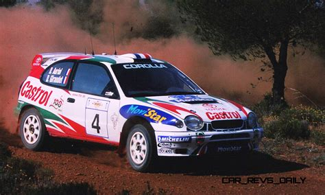 toyota rally car toyota rally racing hall of fame 101 amazing and rare