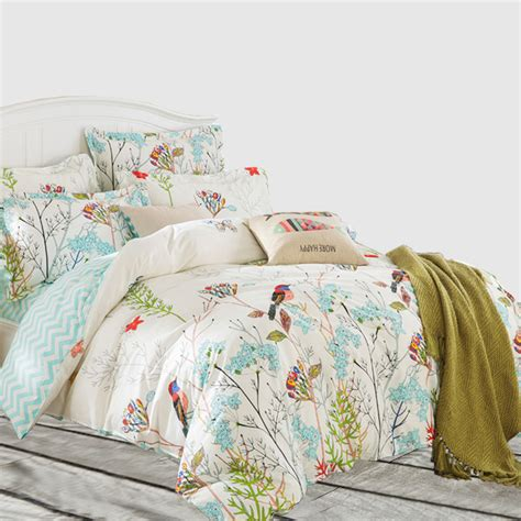 comforter with birds aliexpress com buy svetanya sheet pillowcase duvet cover