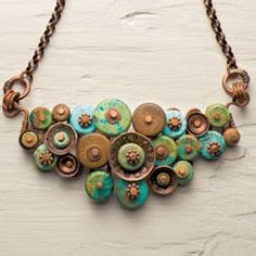 how to make jewelry free necklace project