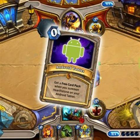hearthstone for android players are you gaming