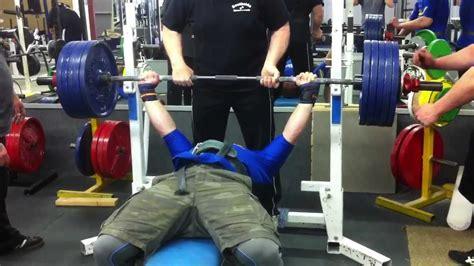 usapl bench nationals 515 lb 232 5 kg bench press new super katana usapl