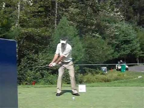mark wilson golf swing mark wilson golf swing with analysis by shawn hester youtube