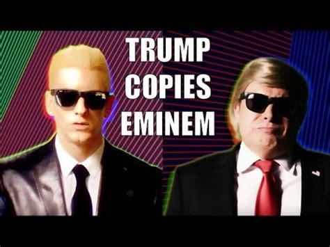 eminem vs trump rap gop donald trump youtube