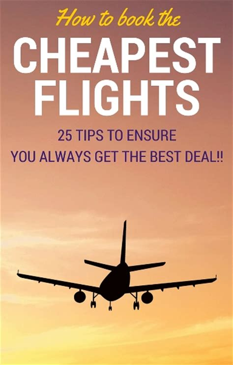 tips    find  cheapest flights