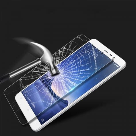 Tempered Glass Screen Guard Xiaomi Redmi Note 3 Note 3 Pro Merek I C premium tempered glass screen protector screen guard for
