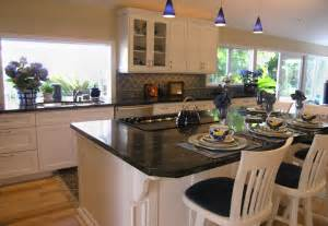 pictures of kitchen designs french country kitchen