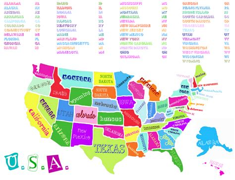 50 states map song usa states and capitals song www proteckmachinery