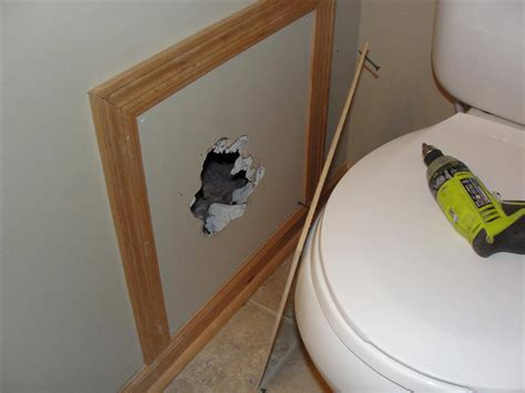 Plumbing Access Door by Photos From New Construction Home Inspections Part Ii