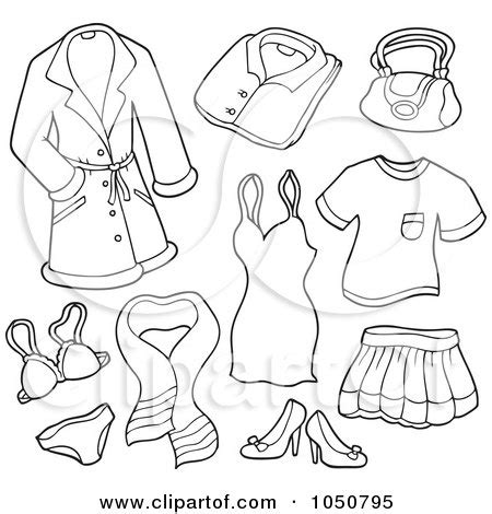how to get food coloring out of clothes royalty free stock illustrations of clothes by visekart page 1
