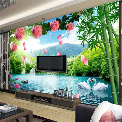 wholesale wall murals buy wholesale bamboo wall mural from china bamboo wall mural wholesalers aliexpress