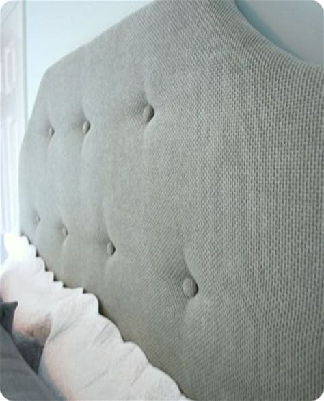 Headboards Tufted Headboards And Diy And Crafts On Pinterest Easy Diy Tufted Headboard