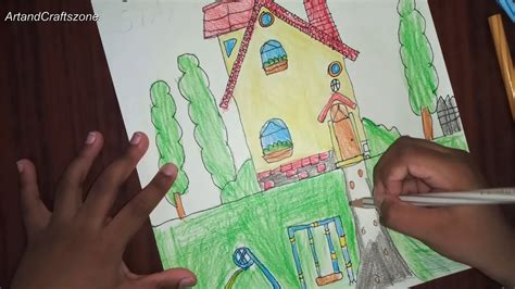 years  kid drawing  stay home stay safe youtube