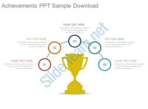 achievements ppt sle download powerpoint presentation pictures ppt slide template ppt
