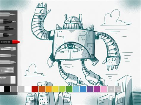 7 Drawing Apps by 24 Best Apps For Painting And Sketching