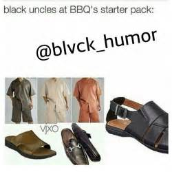 black packs black uncles at bbq s starter pack
