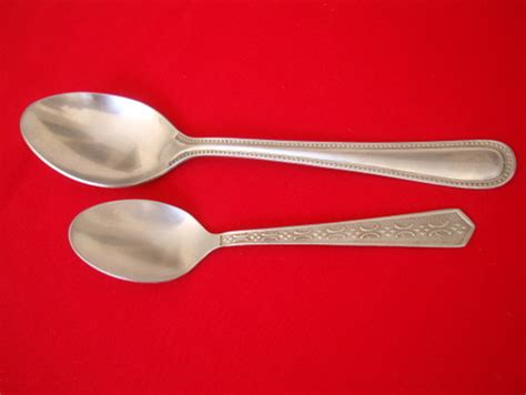 Teaspoon To Table Spoon by Tablespoons And Teaspoons
