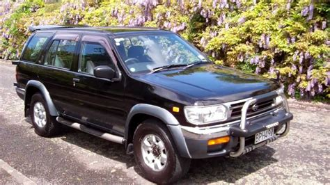 nissan terrano 1996 1996 nissan terrano g3m r 1 reserve cash4cars